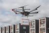 Drooni lennättää taas apteekkituotteita Helsingissä