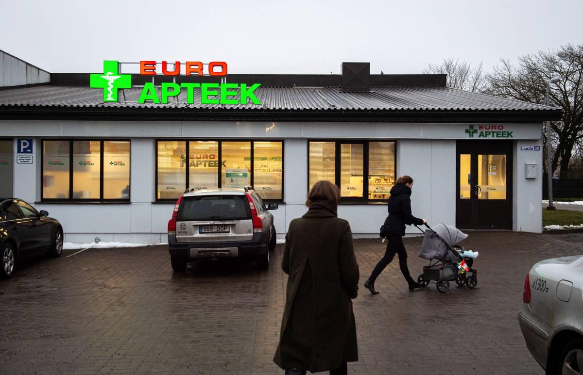 Viron Apteekkiuudistus Kääntyi Tappeluksi